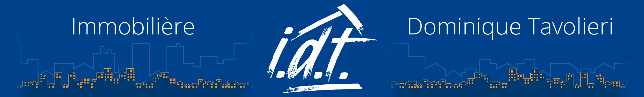 Logo IDT Immobilère